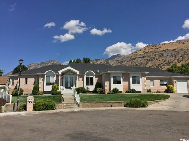 Unique la famille pour l Vente à 455 E 500 N Lindon, Utah 84042 États-Unis