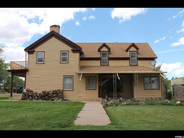 Single Family for Sale at 187 E 100 S Parowan, Utah 84761 United States