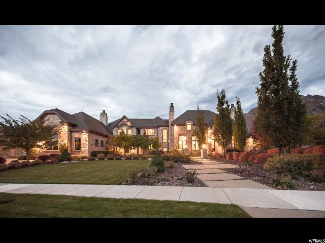 Один семья для того Продажа на 705 S HIGH RIDGE Circle Alpine, Юта 84004 Соединенные Штаты