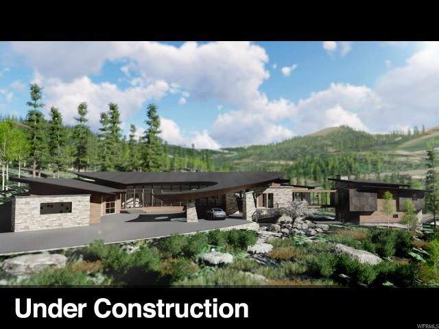 Single Family for Sale at 217 WHITE PINE CANYON Road Park City, Utah 84098 United States