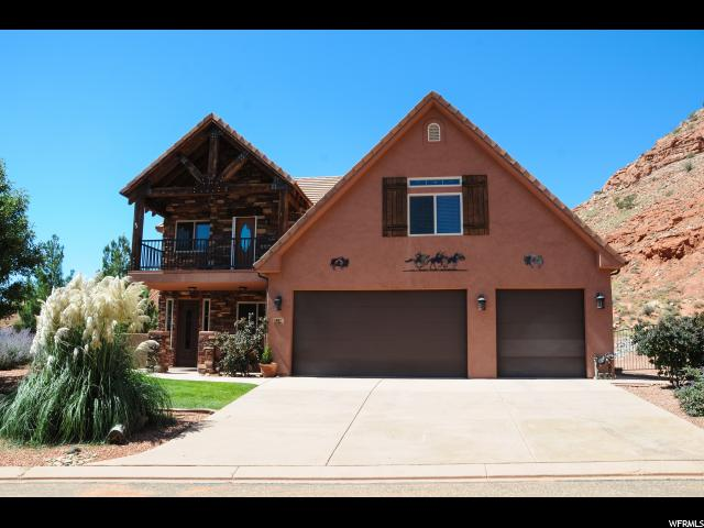 Single Family for Sale at 462 W LOS BARANCOS Lane Kanab, Utah 84741 United States