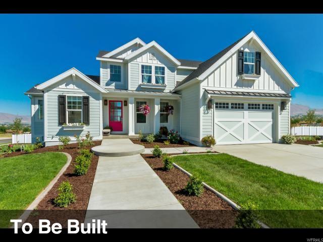 单亲家庭 为 销售 在 576 N HASKELL LNDG Elk Ridge, 犹他州 84651 美国