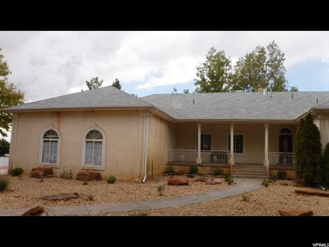 Single Family for Sale at 625 N RICHARD Street Hildale, Utah 84784 United States