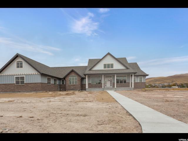 Один семья для того Продажа на 2319 E RILEY Drive Eagle Mountain, Юта 84005 Соединенные Штаты