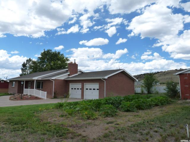 242 W 200 NORTH Bicknell, UT 84715 - MLS #: 1405355