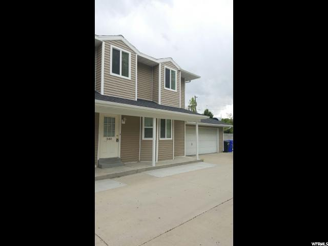 Duplex for Sale at 332 E FENTON Avenue South Salt Lake, Utah 84115 United States