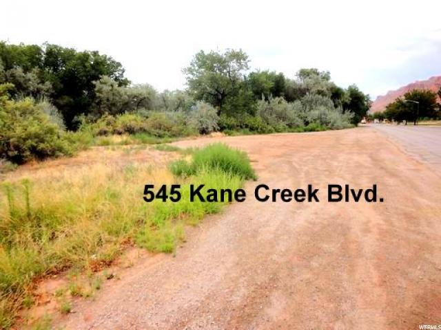 545 KANE CREEK BLVD Moab, UT 84532 - MLS #: 1405604