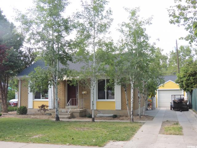 Home for sale at 1515 E 3045 South, Salt Lake City, UT  84106. Listed at 329000 with 3 bedrooms, 2 bathrooms and 1,500 total square feet