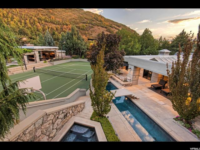 Home for sale at 3113 E Carrigan Canyon Dr, Salt Lake City, UT 84109. Listed at 3900000 with 6 bedrooms, 7 bathrooms and 11,137 total square feet