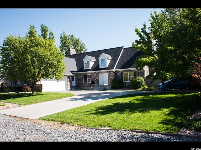 Single Family for Sale at 371 S 500 E Santaquin, Utah 84655 United States