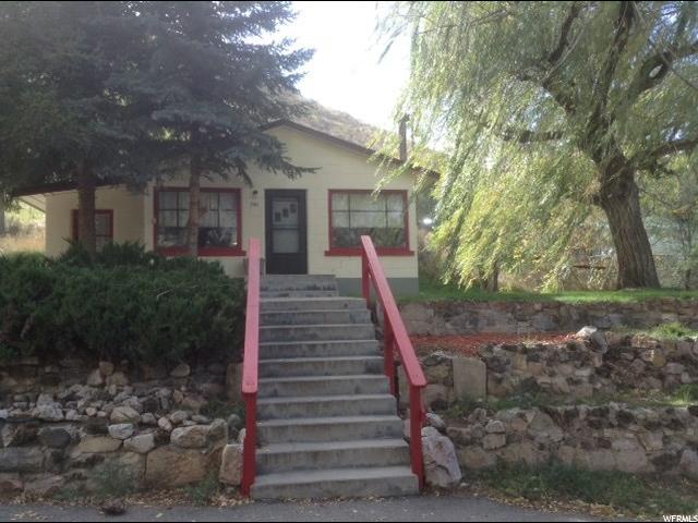 Unifamiliar por un Venta en 261 E ELM Lava Hot Springs, Idaho 83246 Estados Unidos