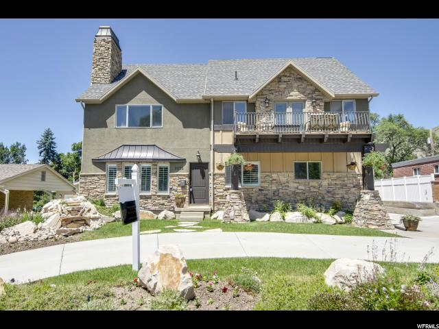 Home for sale at 3029 E 3175 South, Salt Lake City, UT 84109. Listed at 649000 with 5 bedrooms, 4 bathrooms and 4,272 total square feet