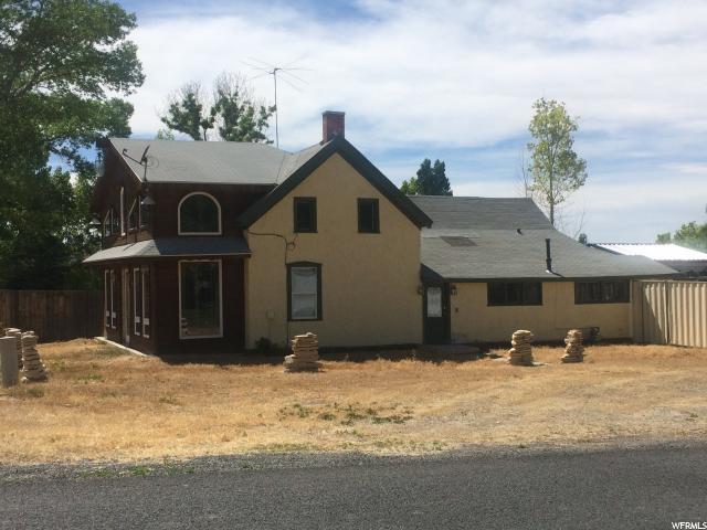 Один семья для того Продажа на 94 E CANYON Road Mayfield, Юта 84643 Соединенные Штаты