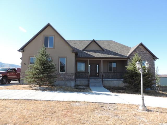 单亲家庭 为 销售 在 17 W 800 S Mona, 犹他州 84645 美国