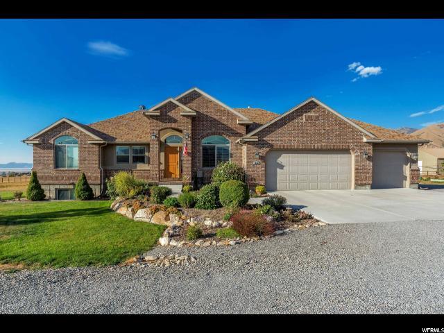 Один семья для того Продажа на 1034 E BROOKFIELD Avenue Erda, Юта 84074 Соединенные Штаты
