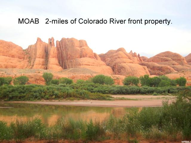 Land for Sale at 1005 S KANE CREEK Boulevard Moab, Utah 84532 United States