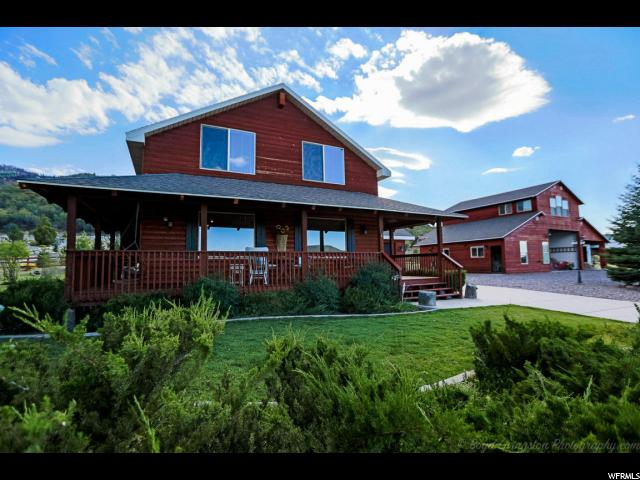 Single Family للـ Sale في 433 W 125 S Pine Valley, Utah 84781 United States