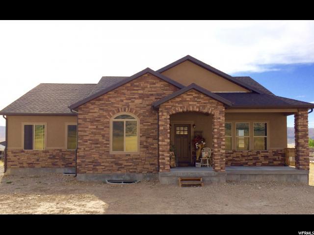 单亲家庭 为 销售 在 460 S 300 E Mona, 犹他州 84645 美国