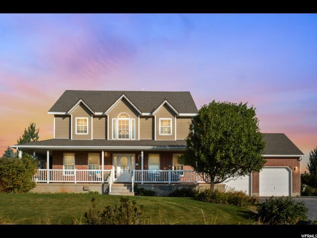 Unique la famille pour l Vente à 310 W HARDSCRABBLE Road Morgan, Utah 84050 États-Unis
