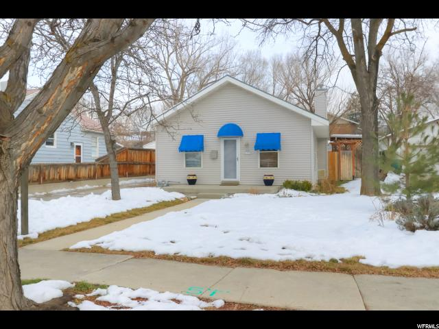 Home for sale at 2727 S Mcclelland, Salt Lake City, UT  84106. Listed at 279000 with 3 bedrooms, 1 bathrooms and 1,390 total square feet