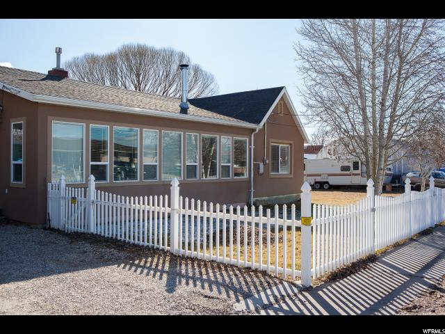 Один семья для того Продажа на 182 E 200 S Salina, Юта 84654 Соединенные Штаты
