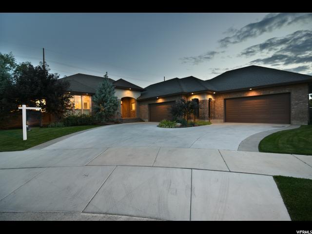 Unifamiliar por un Venta en 11372 S PERVENCHE Lane South Jordan, Utah 84095 Estados Unidos