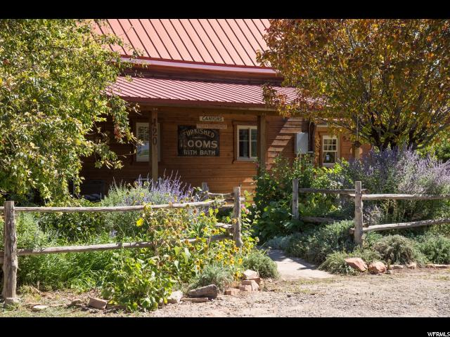 Commercial for Sale at 120 E MAIN Street Escalante, Utah 84726 United States