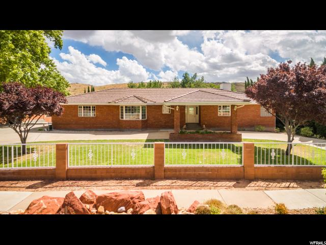 Single Family for Sale at 95 S MAIN Leeds, Utah 84746 United States