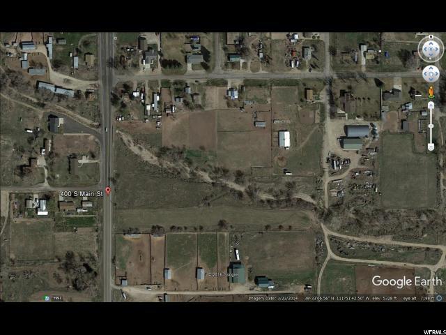 Terrain pour l Vente à 400 S MAIN Levan, Utah 84639 États-Unis