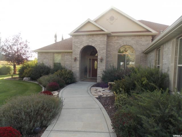 Single Family for Sale at 1375 N MAIN Street Brigham City, Utah 84302 United States