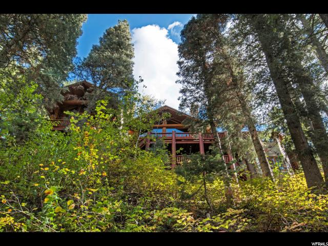 Single Family for Sale at 9441 N ALPINE LOOP Sundance, Utah 84604 United States