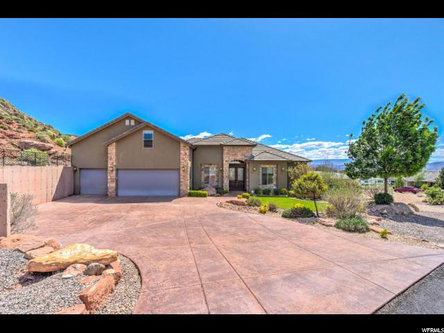 Single Family for Sale at 15 E ROUNDY MOUNTAIN Road Leeds, Utah 84746 United States