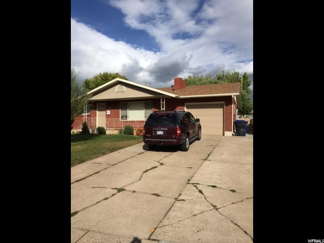 Single Family for Sale at 2102 N 350 W Sunset, Utah 84015 United States