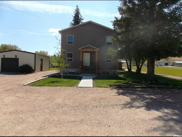 Single Family for Sale at 185 W 2ND NORTH Street Paris, Idaho 83261 United States