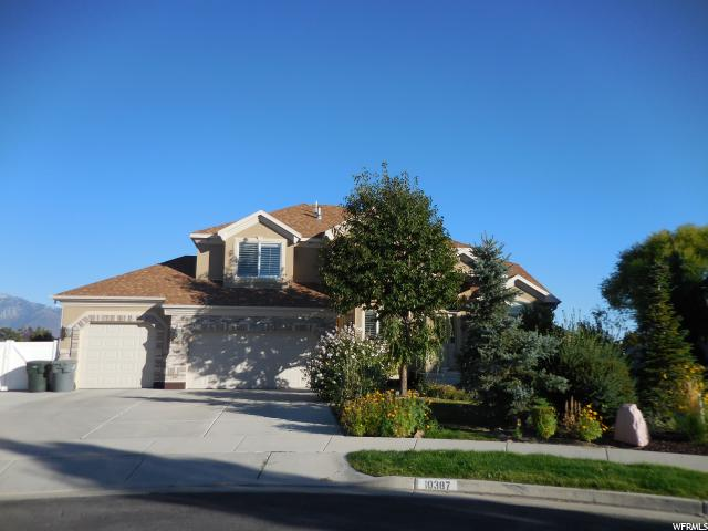 10387 S WEEPING BIRCH PL, South Jordan UT 84095