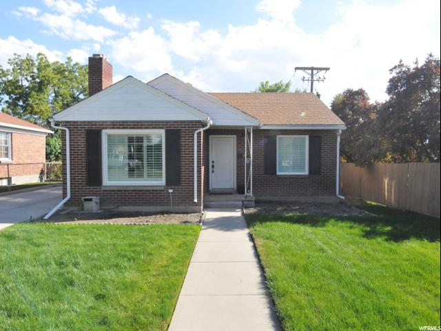 1470 E 3350 S, Salt Lake City UT 84106