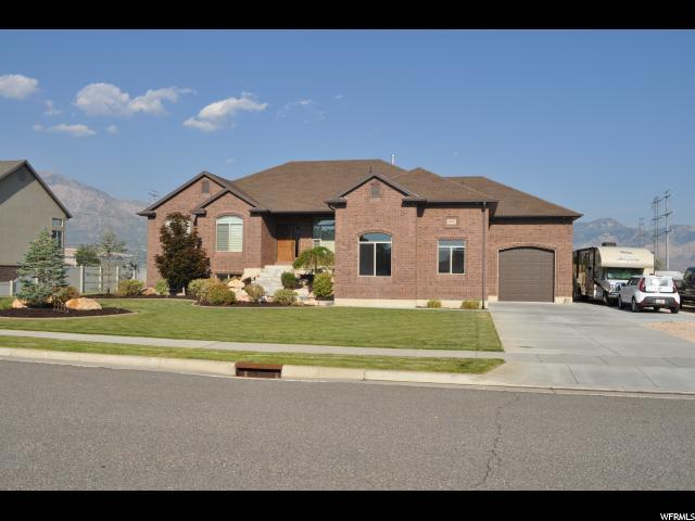 单亲家庭 为 销售 在 2570 N 3350 W Plain City, 犹他州 84404 美国
