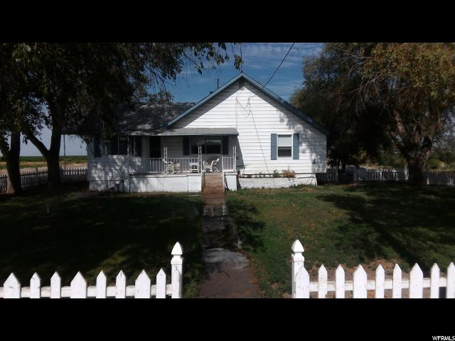Single Family for Sale at 6055 N 3000 W Sutherland, Utah 84624 United States