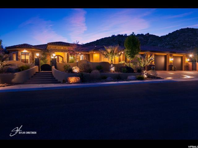 Single Family for Sale at 191 E GRAND TETON Street Toquerville, Utah 84774 United States