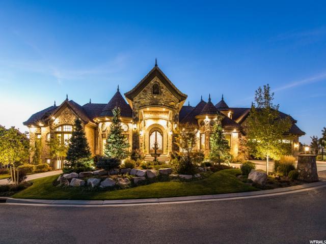 单亲家庭 为 销售 在 1807 E TUSCALEE WAY 德雷帕, 犹他州 84020 美国