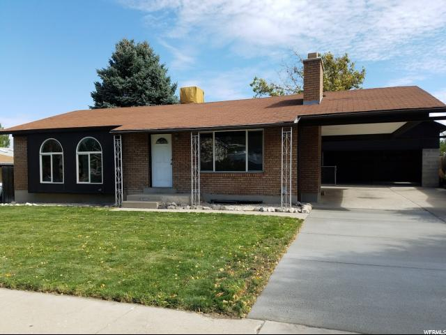 4169 S BANNOCK DR, West Valley City UT 84120