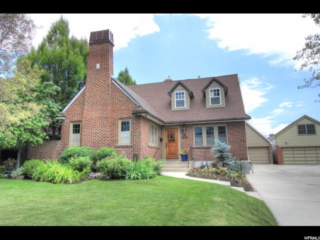 Home for sale at 1652 E Yale Ave, Salt Lake City, UT  84105. Listed at 729900 with 4 bedrooms, 3 bathrooms and 3,126 total square feet