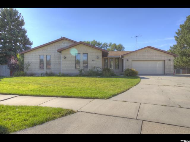 Single Family for Sale at 1072 W 4550 S Riverdale, Utah 84405 United States