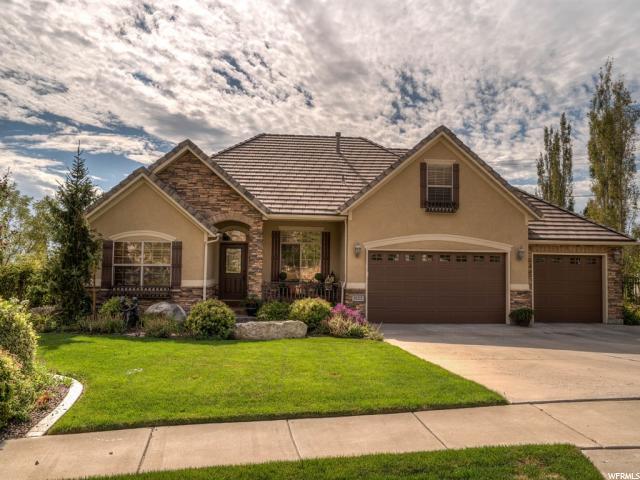 单亲家庭 为 销售 在 1122 S EMRY Court Fruit Heights, 犹他州 84037 美国