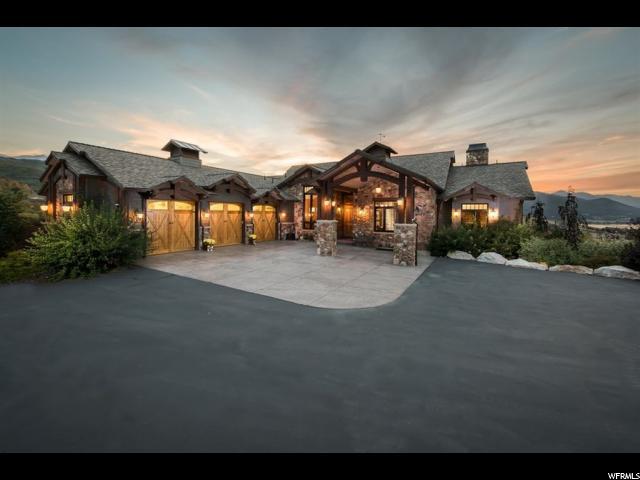 Single Family for Sale at 1291 S INNSBRUCK Drive Huntsville, Utah 84317 United States