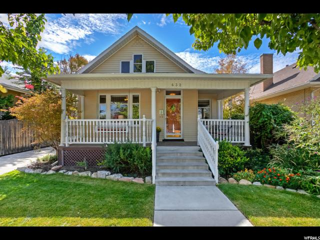 632 E ROOSEVELT AVE, Salt Lake City UT 84105