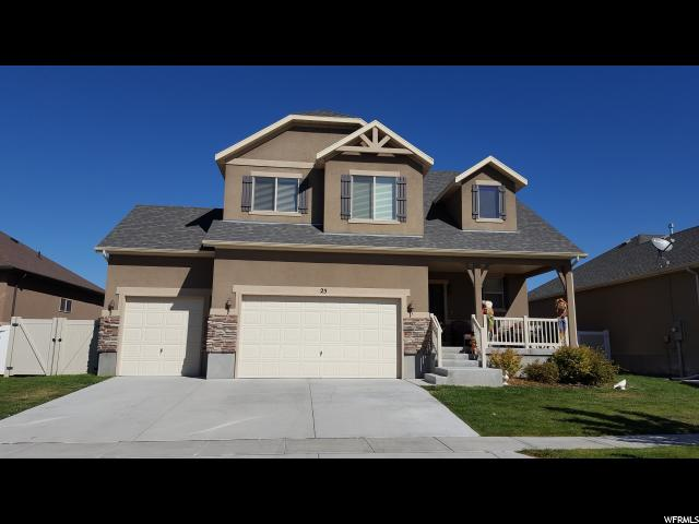 25 E CLEARWATER DR, Stansbury Park UT 84074