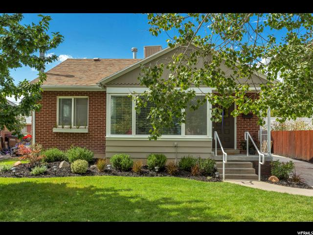 2966 S 1400 E, Salt Lake City UT 84106