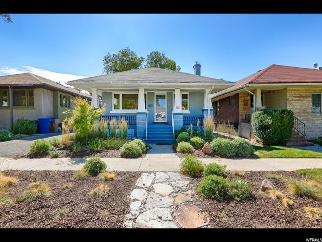Home for sale at 536 E Hollywood Ave, Salt Lake City, UT 84105. Listed at 309900 with 3 bedrooms, 1 bathrooms and 1,560 total square feet