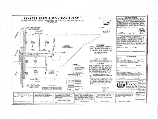 Land for Sale at 544 N 5500 W West Warren, Utah 84404 United States